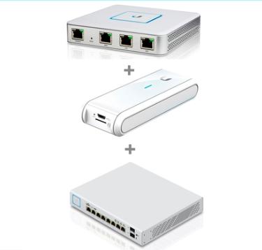 Cómo instalar USG y Cloud Key con el router del proveedor