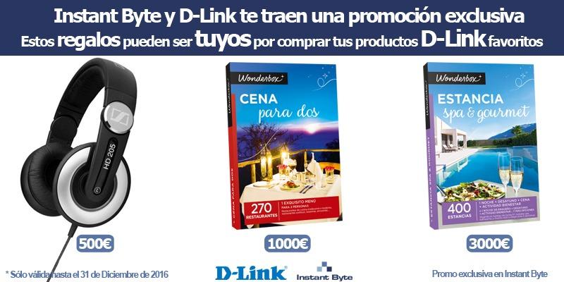 d-link spiff a clientes creatividad emailing