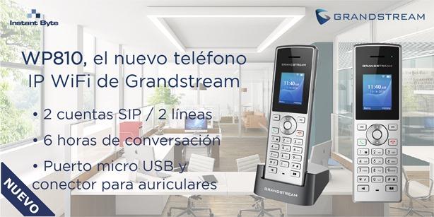 conocegrandstreamWP810-030920ib