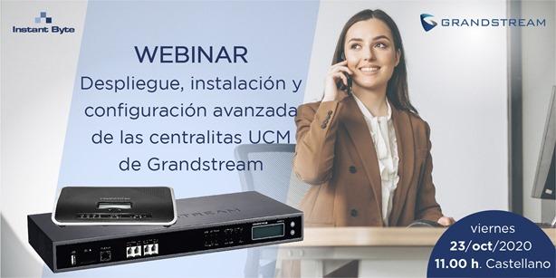 webinargrandstreamespecificacionesUCM-161020IB